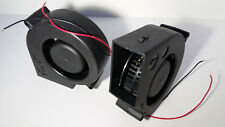 97mm DC Brushless Blower Cooling Fan 5 to 12V 97x33mm ball bearing