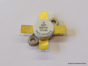 Genuine NXP BLF147 RF Power Transistor. 150W. Trusted UK Seller - Fast Dispatch.