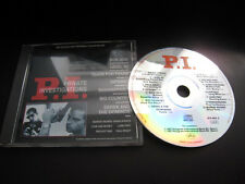 OST P.I. Private Investigations West Germany CD Japan Issue Bon Jovi Clapton TFF