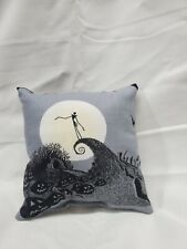 Nightmare Before Christmas Small Novelty Pillow Spooky Graveyard 7×7