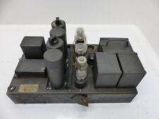 EDISON PA-110 B2 NF-Verstärker ORIGINAL TUBE,RÖHRE, Bj.ca.1928,TOP erhalten(924)
