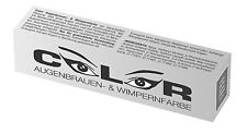 Color Wimpernfarbe Augenbrauenfarbe GRAPHIT 15ml Wimpern Färbung €26,33/100ml