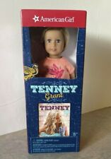 "American Girl Tenney Grant ~ 6.5"" Minidoll & Mini abridged book ~ BRAND NEW"