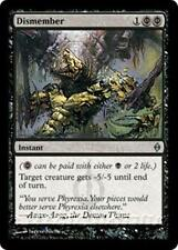 DISMEMBER New Phyrexia MTG Black Instant Unc