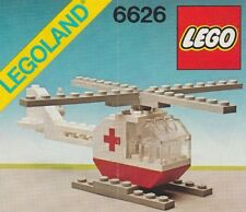LEGO SPACE PLANE 6901-2 Set UFO 1x minifig spaceship classic minifigure droid