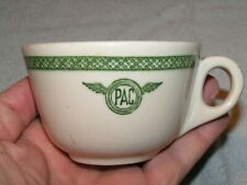 Pasadena Athletic Club Restaurant Vintage China Coffee Cup