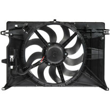 For Jeep Renegade Fiat 500X Dorman Cooling Fan Assembly