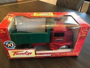 NEW TONKA 1949 DUMP TRUCK Collector Series Limited Edition 50th Anniv 1:18 MINT
