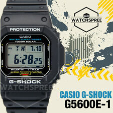 Casio G-Shock Tough Solar Sport Watch G5600E-1D