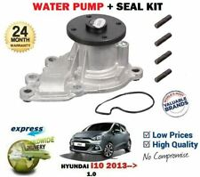 pack of one febi bilstein 103671 Water Pump with seals and screw