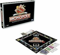 Monopoly 85th Anniversary Edition Family Game by Hasbro Gaming