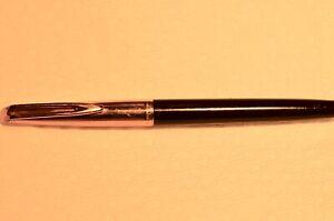Waterman's CF Fountain Pen, Gold Filled Cap