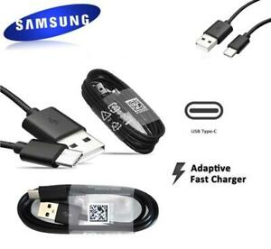 Genuine Samsung Galaxy S8 S9+ Note 9 USB To Type-C Fast Charge Sync Cable 1.2m