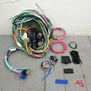 1960 - 1970 Ford Falcon Wire Harness Upgrade Kit fits painless fuse fuse block