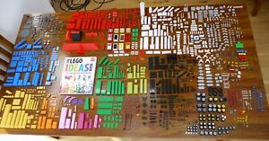 LEGO Bundle & Ideas Book - Including Figures, Roof Blocks, Tyres & Windows