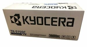 Neu Kyocera TK5150C TK-5150C Cyan Toner C