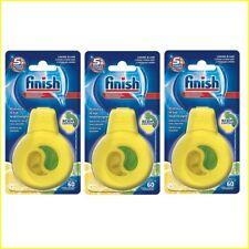Finish Dishwasher Air Freshener Scent Lemon and Lime (Pack of 3)