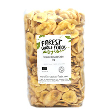 Forest Whole Foods - Organic Banana Chips 2kg