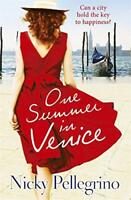 One Summer in Venice by Pellegrino, Nicky, NEW Book, FREE & FAST Delivery, (Pape