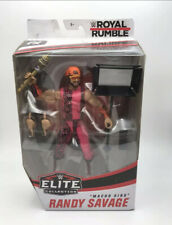 Wwe elite series macho man king randy savage