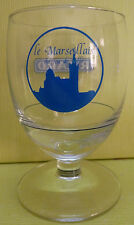 COLLECTOR ,VERRE RICARD BALLON 17CL , LE MARSEILLAIS , TRAIT DOSE , VR370 *