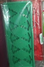 TRE-ICE HOLIDAY ICE CUBE TRAYS in sealed package