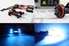 H8 10000K Deep Blue 35W Slim DC Ballast HID Conversion Kit Xenon Bulb