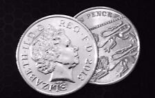 10p FLIPPER COIN - 10 PENCE FLIPPER COIN MAGIC TRICK! GREAT CLOSE UP MAGIC TRICK