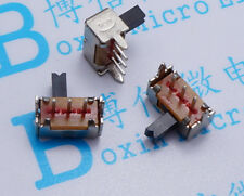 50pcs/lot SK12D07 two toggle switch side dial SK12D07VG4 side slide switch side