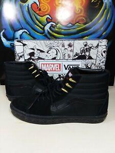 """Vans Sk8-hi X Marvel """"Black Panther"""""""