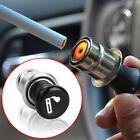 Universal 12v Car Power Plug Socket Output 20mm Auto Cigarette Lighter Ignition