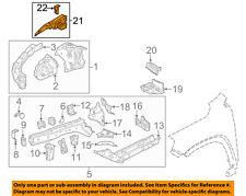 GM OEM Fender-Bracket Left 25792287