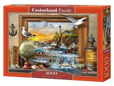 Castorland 1000 Piece Jigsaw Puzzle Animated sea