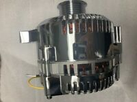 94//95 5.0 MUSTANG WYSCO CHROME 150 AMP ALTERNATOR WP37771-1C
