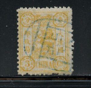 C364  China 1894   3c.  Empress Dowager   1v.  used
