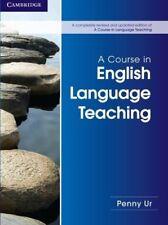 Cours de langues anglaise