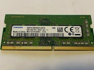 Samsung M471A1K43CB1-CTD 8GB 1Rx8 PC4-2666V DDR4 RAM Memory 260-Pin SODIMM