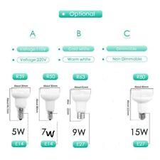 R39 R50 R63 R80 Dimmable E27 E14 5W-15W Led Bulb Saving Energy Spotlight XHG-009
