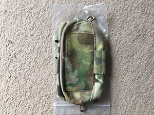 Ferro Concepts Molle/Belt Mounted Admin/utility Pouch In Crye Multicam