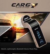 Handsfree Wireless Bluetooth Car Kit USB MP3 Player LCD FM Transmitter Modulator