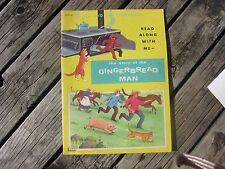The Story Of The Gingerbread Man See And Say Storybook 1963 Samuel Lowe Co # 2