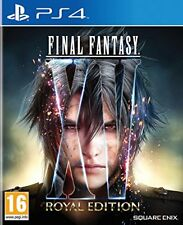 Final Fantasy XV - Royal Edition Square Enix