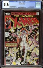 X-Men # 130 CGC 9.6 White (Marvel, 1980) 1st appearance of Dazzler