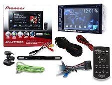 "PIONEER AVH-X2700BS 6.2"" Touchscreen DVD/CD + Night Vision Car Rear View Camera*"
