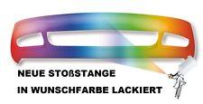 VW Touran 1T STOßSTANGE mit PDC 25mm HINTEN Neu WUNSCHFARBE LACKIERT 2003-2010