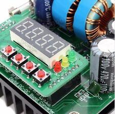 Modulo booster converter digitale DC-DC cnc tensione corrente costante 400w