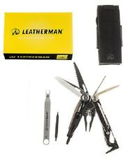 Leatherman Mut 850112 16 Accy. Multi-Tool w/Molle Black Sheath Stainless Steel
