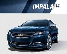 2014 chevrolet impala repair manual
