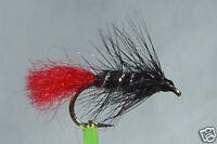 1 x Mouche de peche Noyee Zulu H10/12/14 truite mosca fliegen