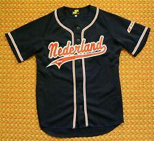 Nederland, Holland, Baseball Jersey by SSK, Size - XXS - XS